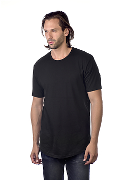 Fashion Drop Tail Tee