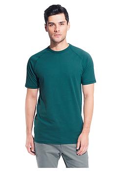 Men's Raglan Short Sleeve Tee